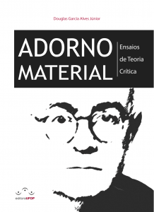 Capa para Adorno Material: ensaios de teoria crítica