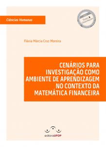 Capa para Cenários para investigação como Ambiente de Aprendizagem no Contexto da Matemática Financeira