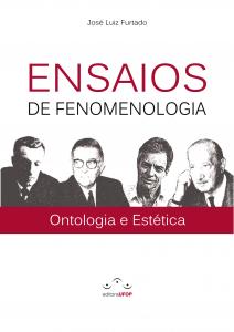 Capa para Ensaios de Fenomenologia: ontologia e estética