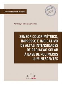 Capa para Sensor Colorimétrico, Impresso e Indicativo de Altas Intensidades de Radiação Solar à Base de Polímeros Luminescentes