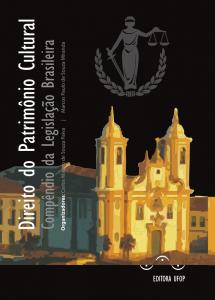 Capa para Direito do Patrimônio Cultural: compêndio da legislação brasileira