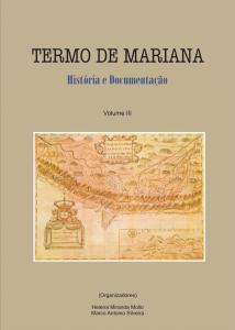 Capa para Termo de Mariana: História e Documentação (Vol. III)