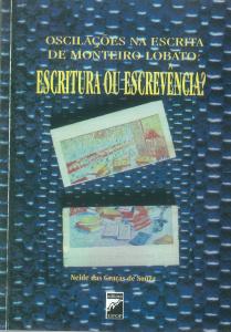 Capa para Oscilações na Escrita de Monteiro Lobato: Escritura ou Escrevência?