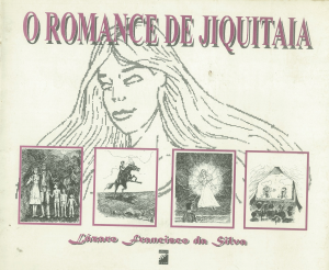 Capa para O Romance de Jiquitaia: Contos